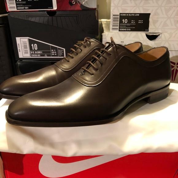 c7d088638 Gucci Shoes | Broadwick Plain Toe Oxford Us 10 G 9 New | Poshmark